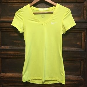 Women's Nike Pro Fitted Dri-Fit Top